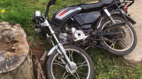 В Вичугском районе серьезно пострадал ребенок, катавшйся на мопеде