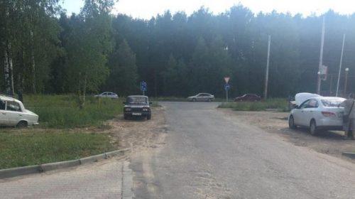 ВАЗ улетел в кювет в Ивановском районе: трое в больнице