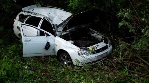 Авария на трассе Иваново-Родники: серьезно пострадал 13-летний подросток