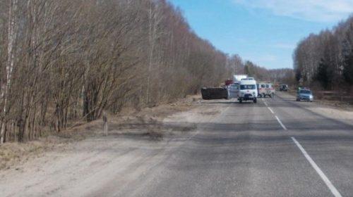 В аварии на трассе Ростов-Иваново-Нижний Новгород вчера погиб человек