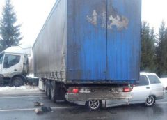 Авария в Тейковском районе: виновником может оказаться погибший