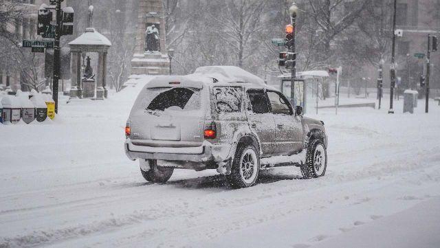 Снег в Иваново: МЧС предупреждает о метели и гололеде
