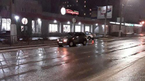 В Иванове за сутки сбили двух человек