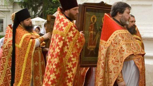 Крестный ход ограничит движение в Иванове 20 июня