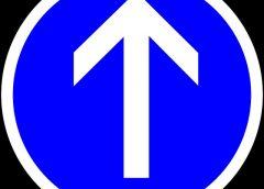 Об изменении схемы движения транспорта по 23-й Линии