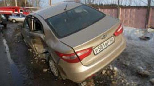 Авария на Вичугской в Кинемше: пострадал один человек