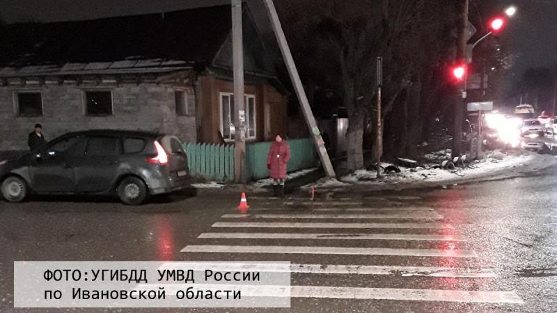 На Большой Воробьевской — Некрасова сбили ребенка