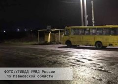 В Иванове 35-летний мужчина упал в маршрутке и вызвал полицию