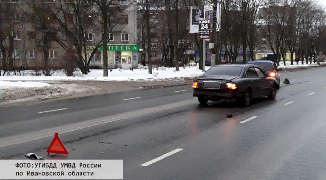 Авария на Громобоя Иваново