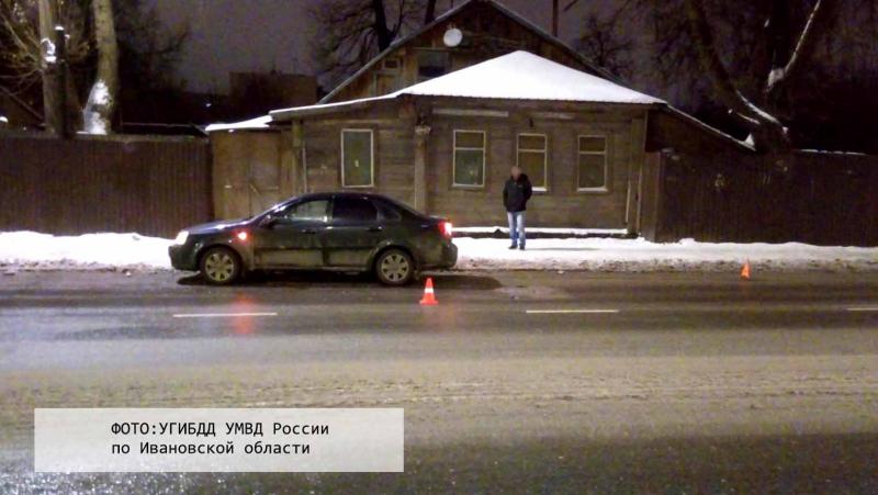 Сбитого на Кузнецова пешехода признали виновным в ДТП