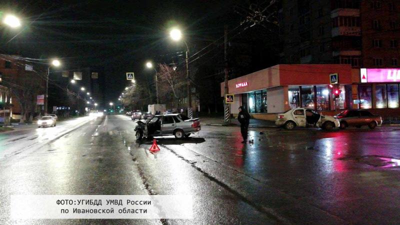 Пьяный бесправник устроил ДТП с шестью пострадавшими на 10-Августа