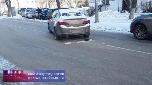 В Иванове за сутки сбили трех человек