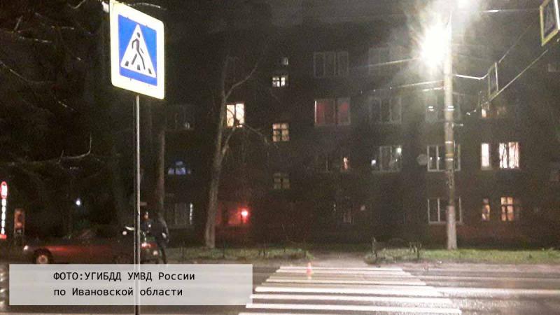 На переходе через улицу Сарментовой сбили ребенка