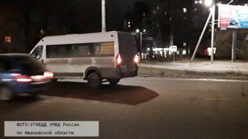 В Иванове в маршрутке снова травмировалась пассажирка