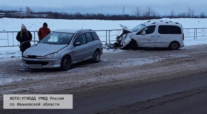 ДТП на Станкостроителей Иваново