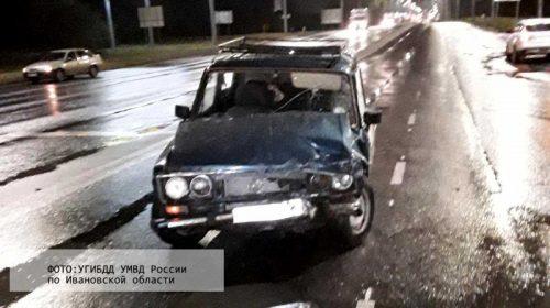 В ночной аварии на Куконковых пострадали три человека