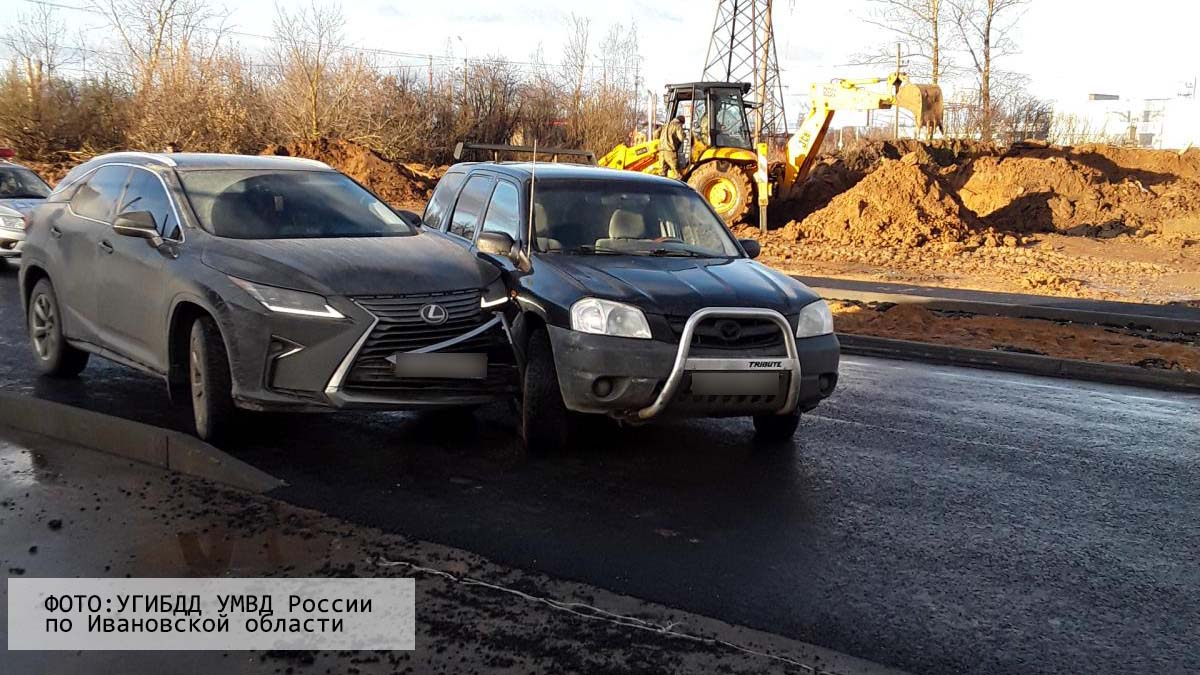 В Бухарово в аварии пострадал 7-летний мальчик