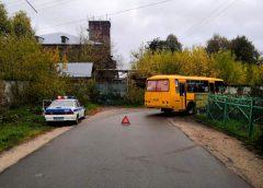 В Фурманове 61-летняя женщина попала под автобус