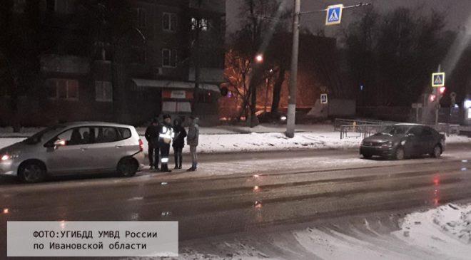 Авария на Ташкентской Иваново