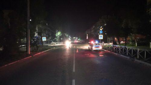 В Фурманове водитель сбил человека и сбежал