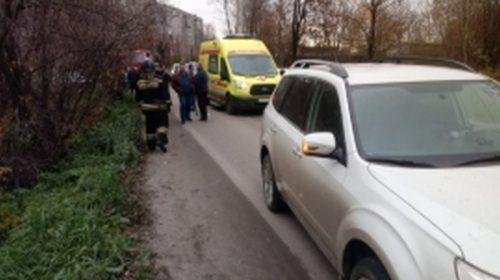 ДТП В Кинешме: пострадал пешеход