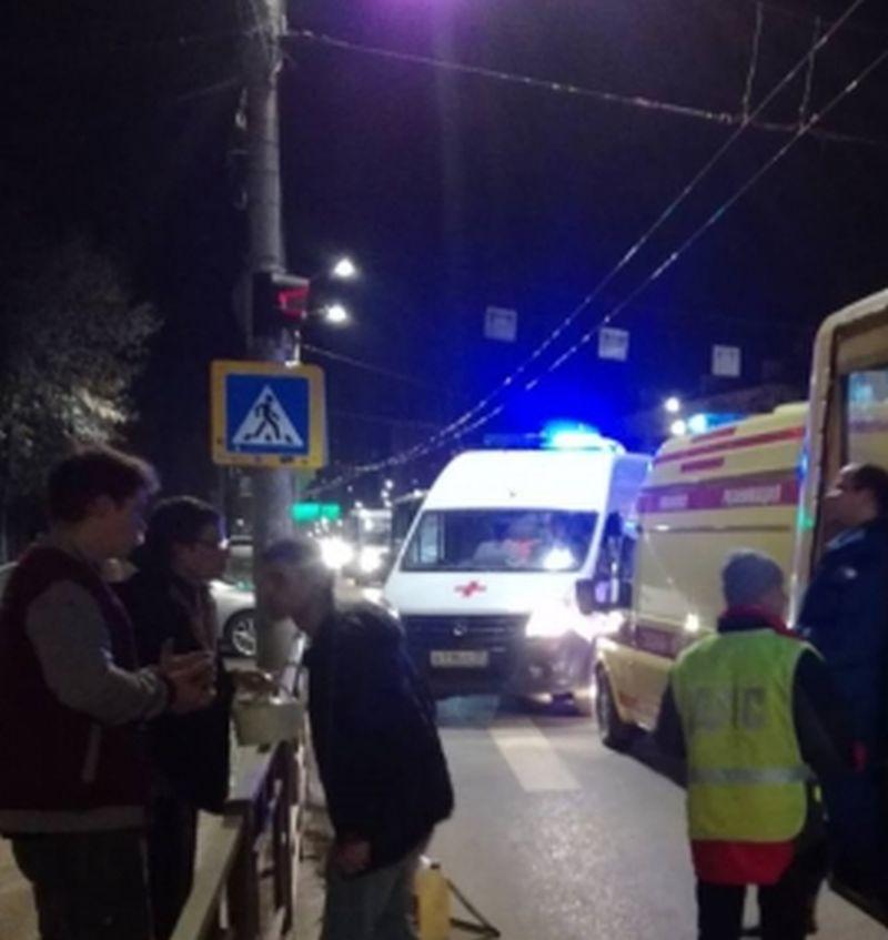 Наезд на девушку-пешехода на Шереметьевском: уточненная информация