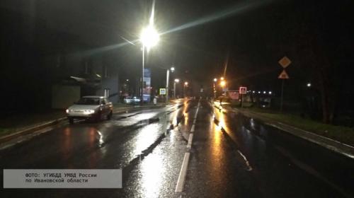 На «зебре» по улице Люлина был сбит пешеход