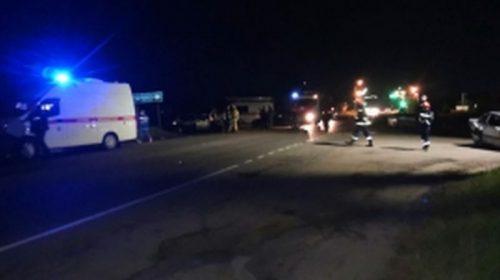 В Кинешемском районе сбили пешехода: водитель скрылся с места ДТП