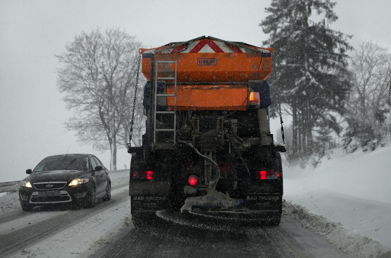 Как трасса в Ивановской области: после мокрого снега образовался гололед