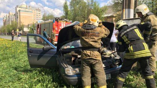 Авария 9 мая на Богдана Хмельницкого: водитель умер в больнице