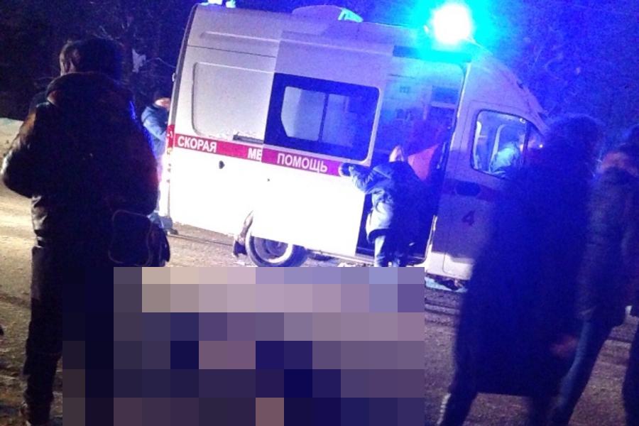 В Кохме у ТЦК сбили человека: женщина в больнице