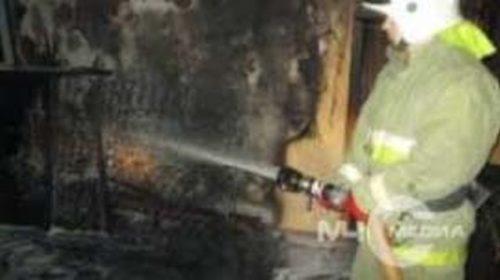 Во время пожара в Юже сгорела кровать: есть пострадавшие